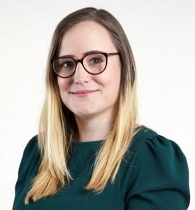 Ayesha Griffin from the Family Law department at Kuits Solicitors
