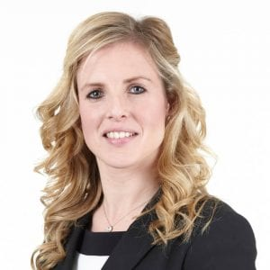 Charlotte Barker from the Commercial Property department at Kuits Solicitors